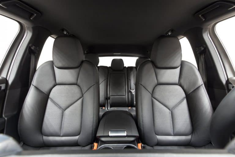 4 Advantages of a Leather Car Interior