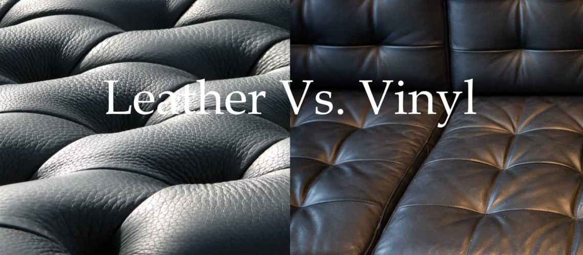 How Do I Tell If I Have Leather or Vinyl