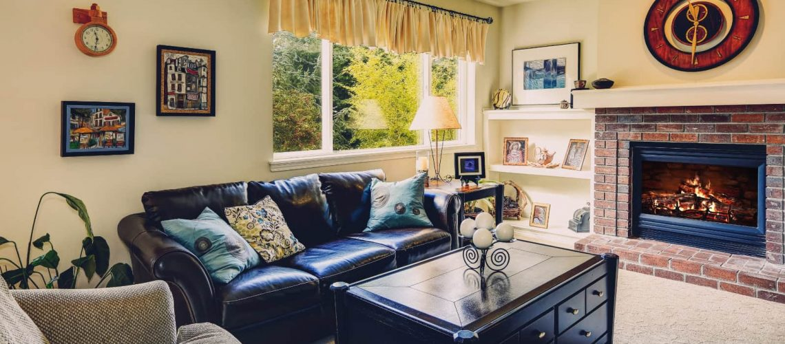 How To Decorate With Leather Furniture