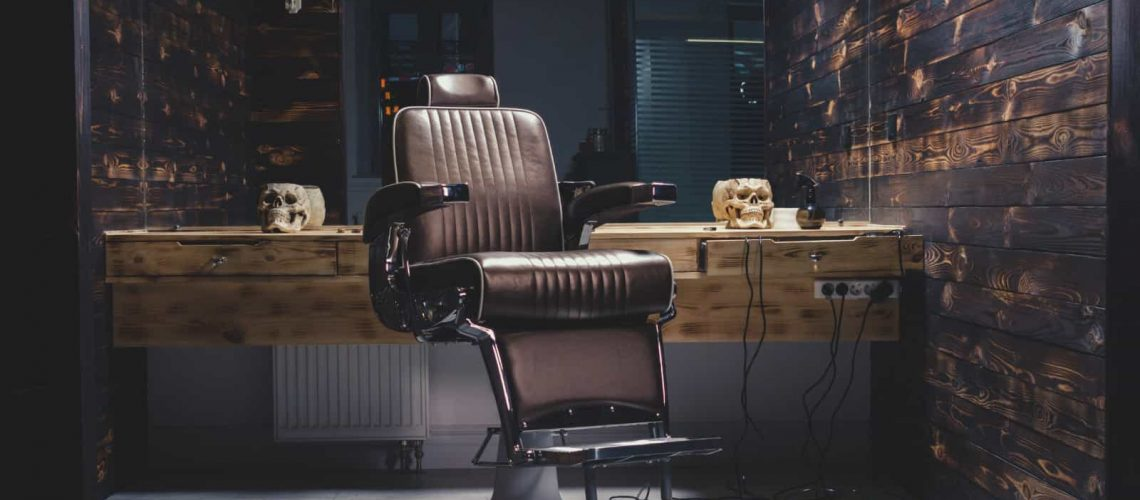 Instantly Upgrade Your Salon with Leather Barbershop Upholstery